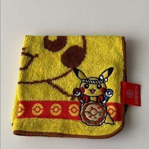 Pokémon handkerchief